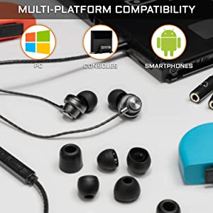 Compatible sur PC - PS4 - Xbox One - Nintendo Switch - Smartphones - Tablettes