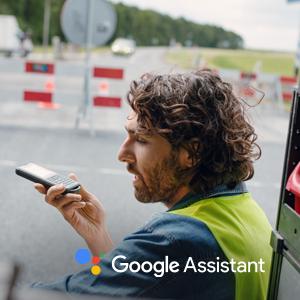 Nokia 800 Tough Google Assistant