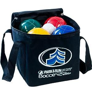 BOCCE CASE, durable, portable, protection