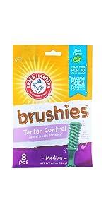 Arm & Hammer, Dog Treats, Dental Care, Tartar Control, Fresh Breath