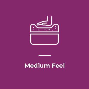 10 inch Medium-Feel