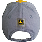 John Deere Kids Construction Baseball Cap