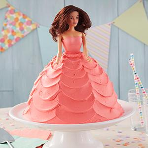 Amazon Com Wilton Wonder Mold Doll Cake Pan Set Dolls Kitchen