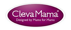 Clevamama Toddler Pillow Breathable Foam Hypoallergenic