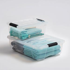 storage tub, storage trunk, sterilite storage, clear storage box
