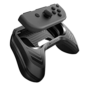 Mumba Grip Kit for Nintendo Switch Joy-Con Controllers