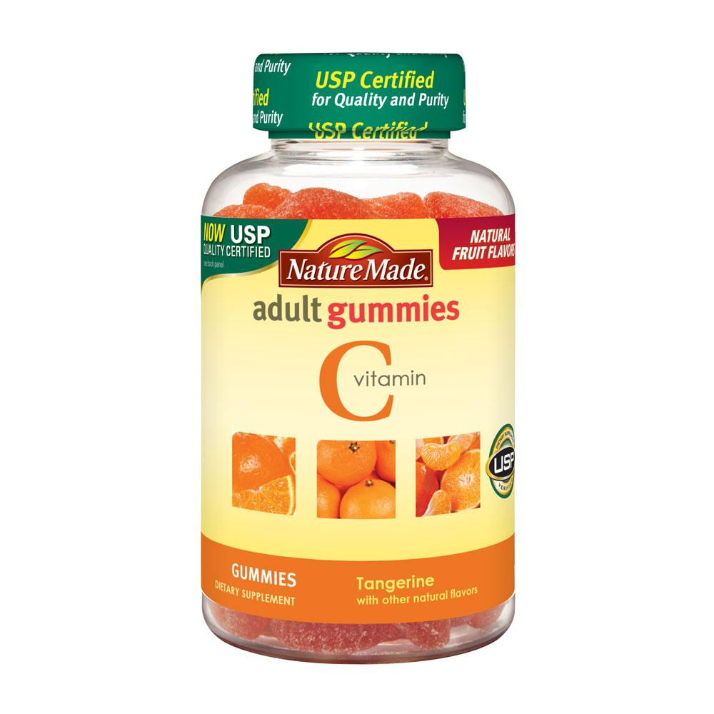 Amazon.com: Nature Made Vitamin C 250mg Gummies, 80ct to ...