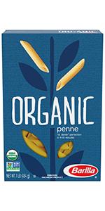 organic penne