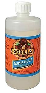 Gorilla Super Glue 1LB Bottle