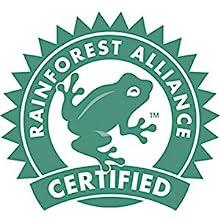 Rainforest Alliance Certified Seal