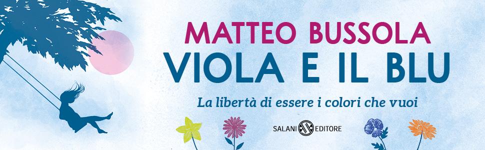 bussola, viola e il blu, libertà, bambine