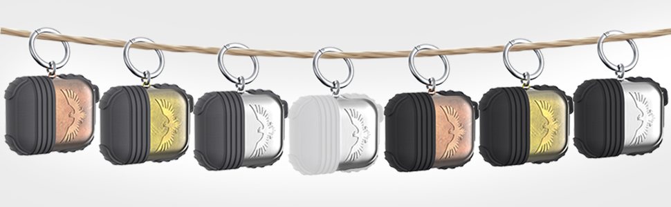 Amazon.com: WMINHUI - Funda para Airpods compatible con ...