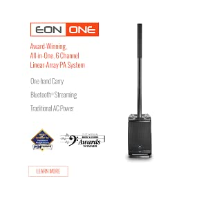 JBL EON ONE PRO Portable All-in-one Rechargeable 7-Channel PA Solution