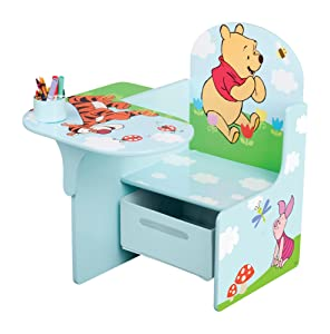 Chair Desk With Storage From Delta Children