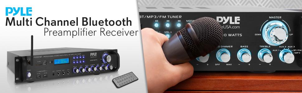 stereo receiver;sound recievers;amplifier receiver;stereo sound meter;amplifier sound;bluetooth;