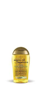 Vogue,ogx,hydrating oil,hair oil,hair repair,argan oil for hair,dry hair,coarse hair,natural hair