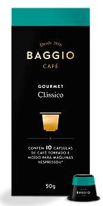 capsula nespresso classico