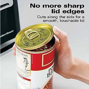 no sharp edges