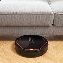 iClebo Arte robotic vacuum cleaner Slim Design under the furniture