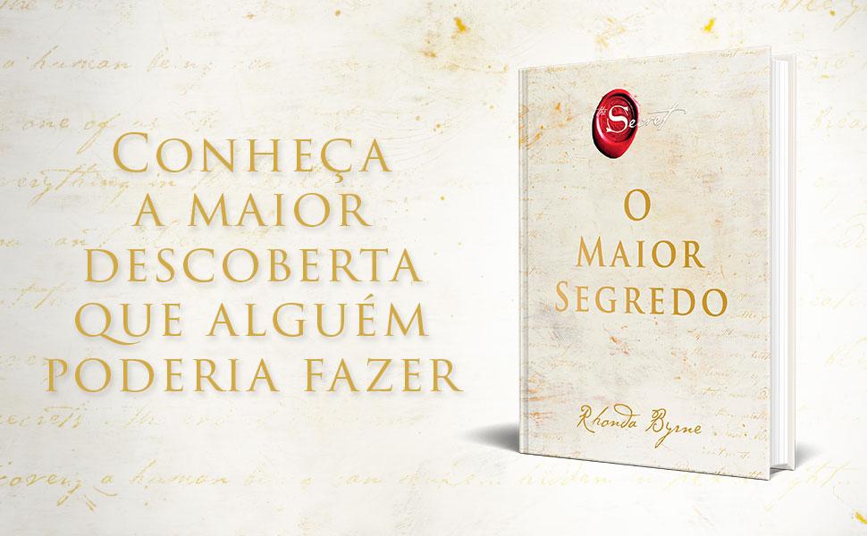 o segredo, livro