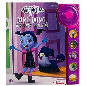 sound,book,toy,toys,picture,pi,kids,p,i,children,phoenix,international,publications,disney,vampirina