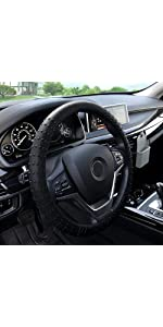 steering wheel cover for jeep