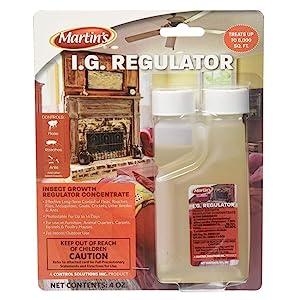 Martin's I.G. Regulator