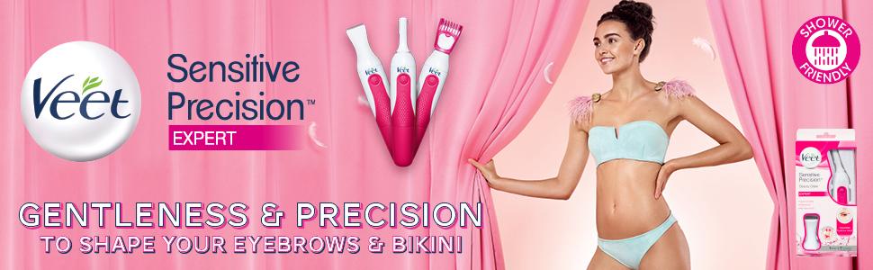 Hair removal; hair trimmer; trim; shape; eyebrows; bikini; trimming; shave; shaving