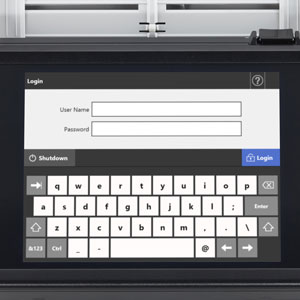 Save and share data securely fujitsu remote scanning