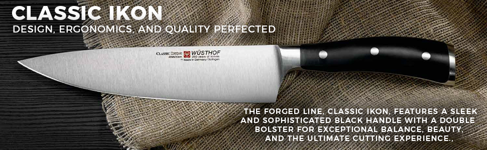 classic ikon design ergonomics and quality perfected forfed line features a sleek and sophisticated