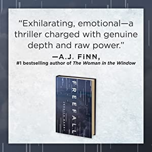 Praise from A.J. Finn, author of Woman in the Window