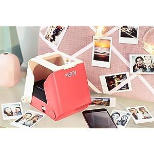 Kiipix Impresora De Fotos Para Smartphone Mx Electrónicos