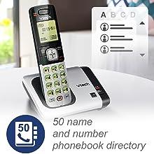 50 name phonebook