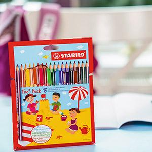 STABILO Trio thick 96pcs classpack Colouring Pencil