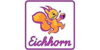 Eichhorn 100003623 - Holz-Bilderwürfel-Puzzle - 9 Würfel