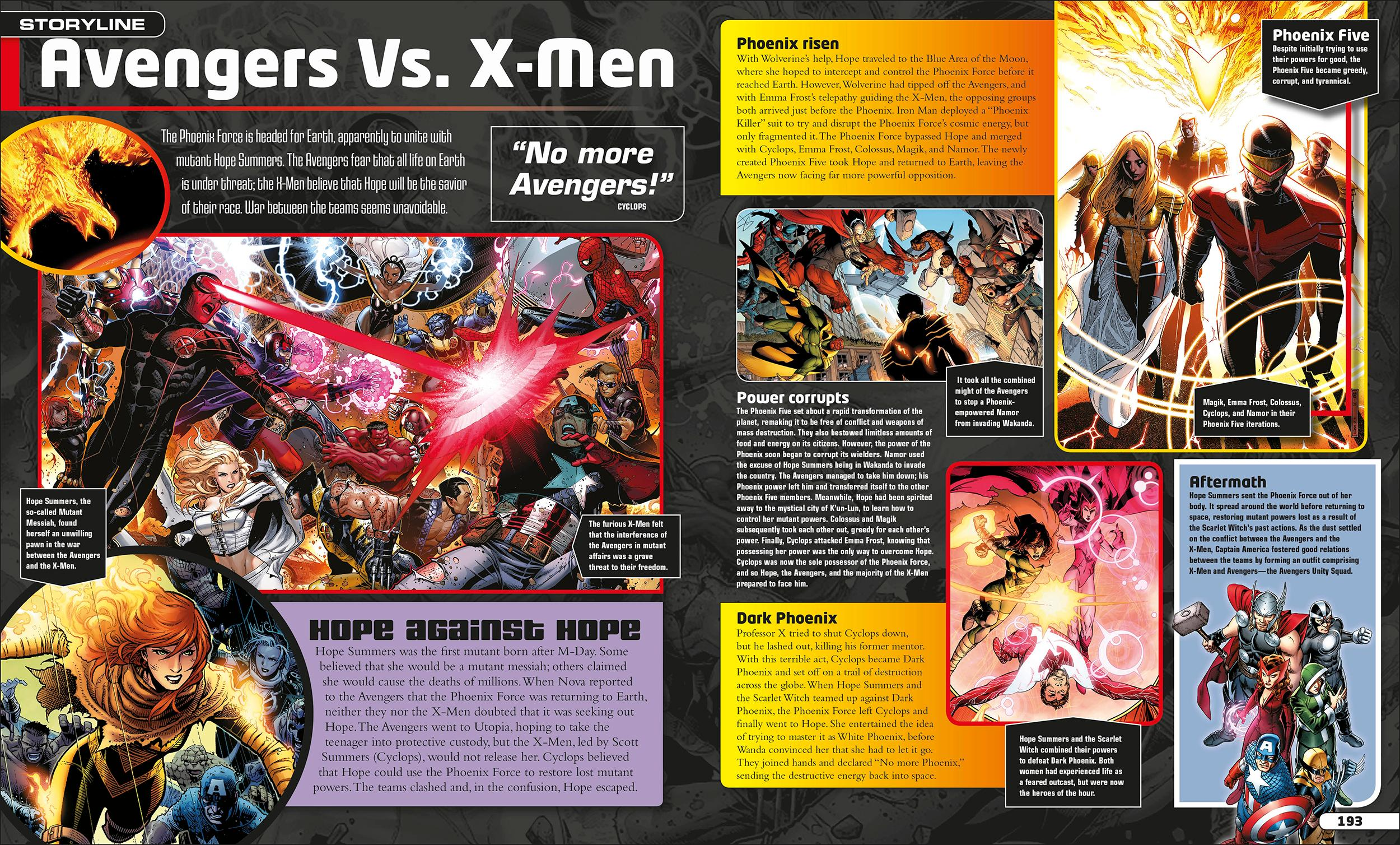 Marvel The Avengers: The Ultimate Guide, New Edition: DK