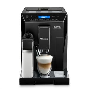 DeLonghi ECAM44660B Eletta Fully Automatic Espresso, Cappuccino and Coffee Machine with One Touch LatteCrema System and Milk Drinks Menu