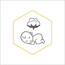 955a537bc64d Amazon.com  Burt s Bees Baby - Beekeeper Wearable Blanket