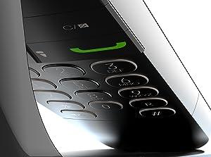 AEG Lloyd 15 - Teléfono inalámbrico Design DECT con contestador, Manos Libres y función de bloqueos de Llamadas, Color Blanco: Amazon.es: Electrónica