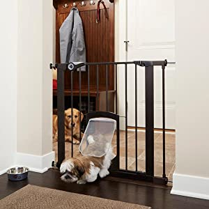 Beau Pet Gate, Petgate, Pet Gates, Petgates, Puppy Gate, Pet Gate With