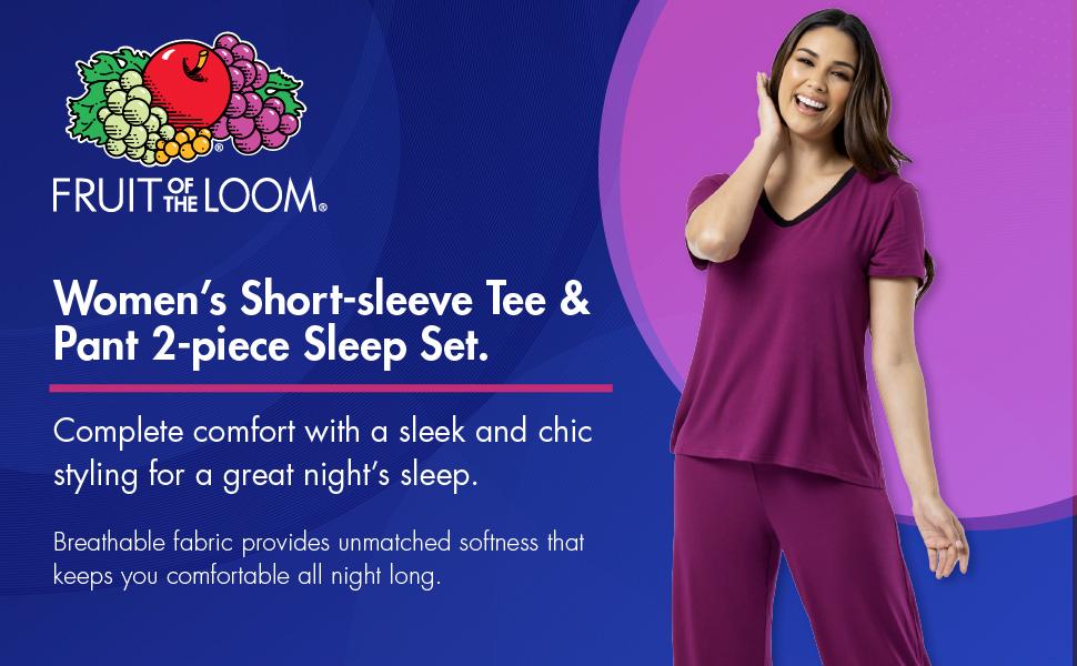 FOL Ladies sleepwear