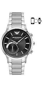 Как отличить настоящие наручные часы Emporio Armani