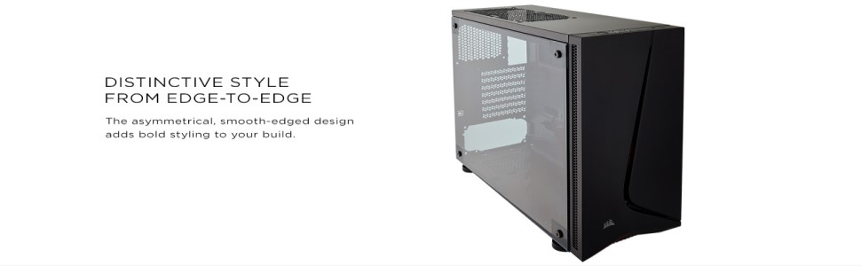 Gaming Case, Spec 05, Corsair gaming cabinet