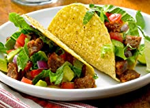 Tasty Sausage Taco