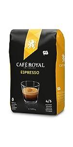 Ganze Bohnen Espresso