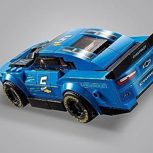 LEGO® Speed Champions La voiture de course Chevrolet