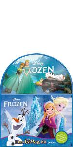 Frozen. Libro gioca kit. Ediz. a colori. Con gadget