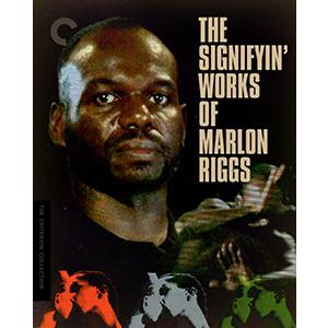 Marlon Riggs cover art