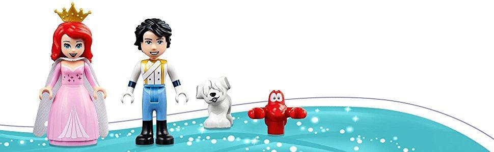 LEGO Princesas Disney - Barco Real de Ceremonias de Ariel
