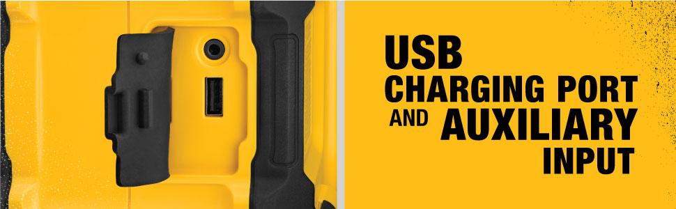 USB charging